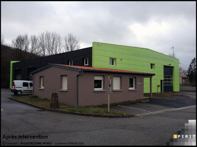 Atelier de Maintenance des Véhicules CD90 – BAVILLIERS