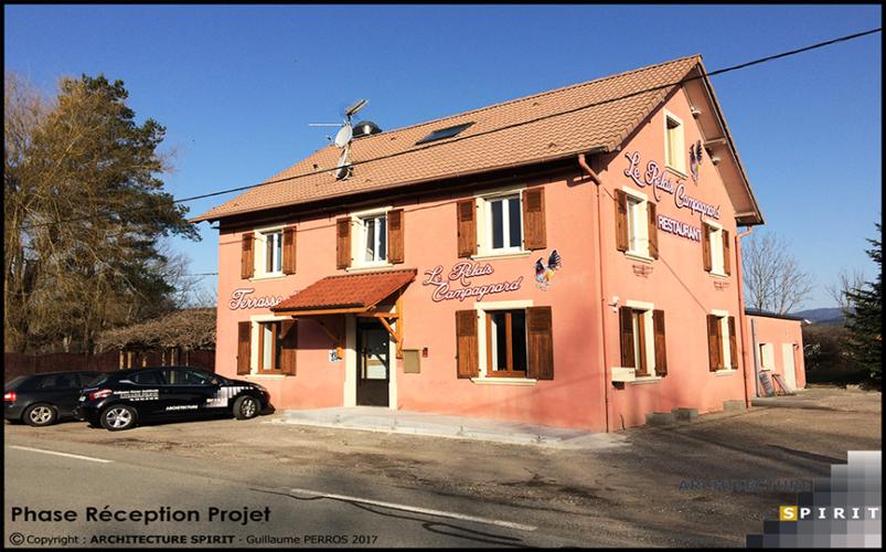 Restaurant Le Relais Campagnard – MENONCOURT