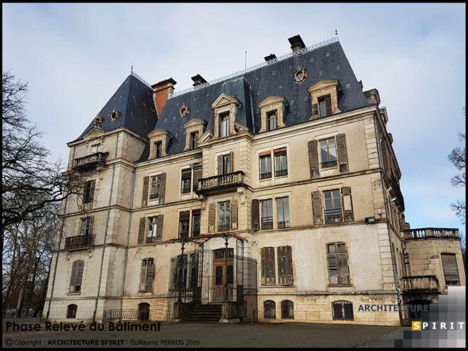 Projet La Vie de Château – MORVILLARS